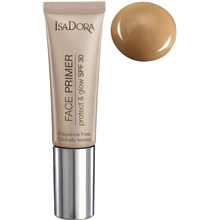 30 ml - No. 008 Sun Glow - IsaDora Face Primer Protect & Glow