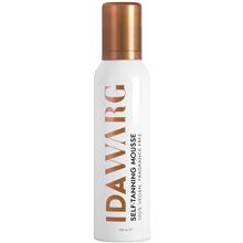 IDA WARG Self Tanning Mousse - Face & Body
