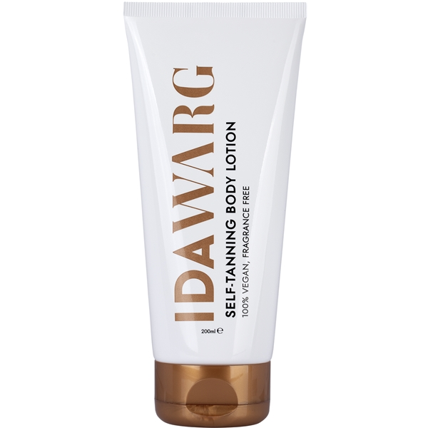 IDA WARG Self Tanning Body Lotion