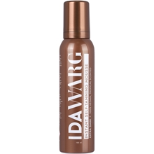 150 ml - IDA WARG Instant Self Tanning Mousse Extra Dark
