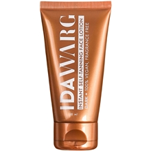 50 ml - IDA WARG Instant Self Tanning Face Lotion Dark