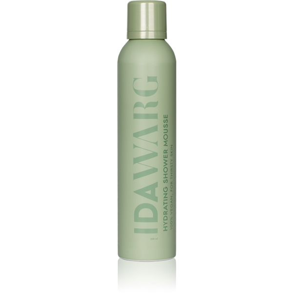 IDA WARG Hydrating Shower Mousse (Kuva 1 tuotteesta 2)