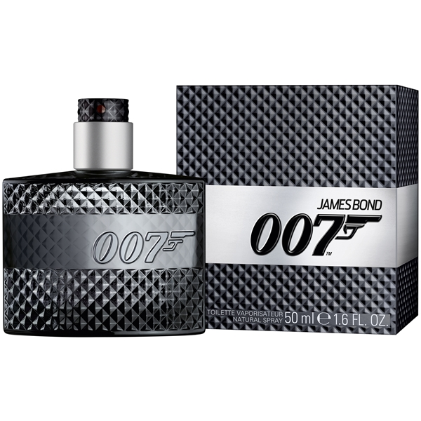 Bond 007 - Eau de toilette (Edt) Spray 50 ml, James Bond
