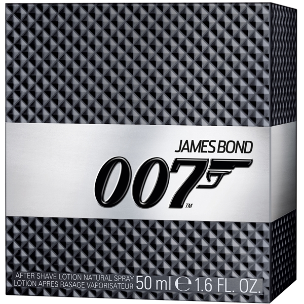 Bond 007 - After Shave Lotion 50 ml