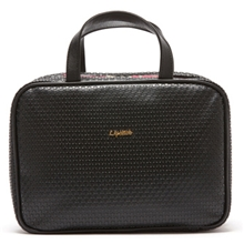 30024 Amandla Black Xlarge Cosmetic Bag