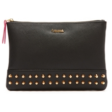 30027 Amybeth Black Cosmetic Bag