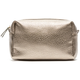 75158 Allessa Gold Cosmetic Bag