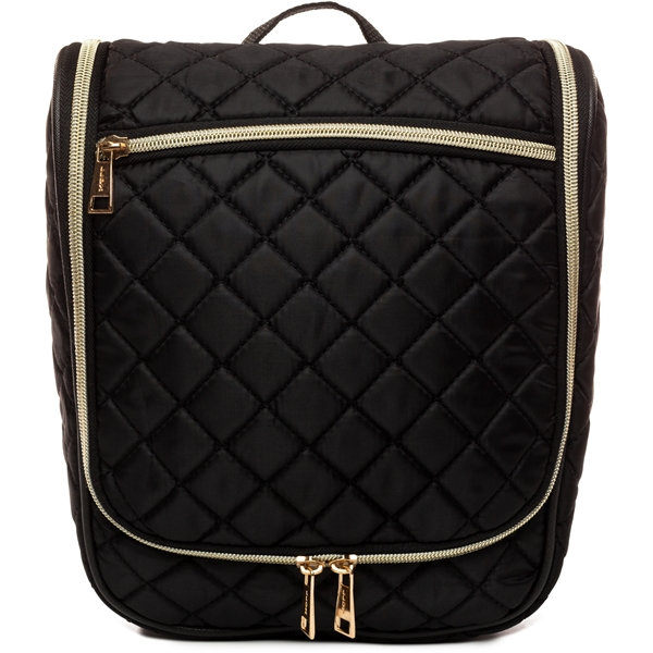 Voyage Tilde Black Quilted Toiletry Bag (Kuva 1 tuotteesta 2)
