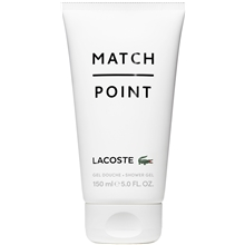 Match Point - Shower Gel