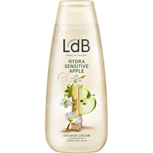 250 ml - LdB Shower Hydra Sensitive Apple