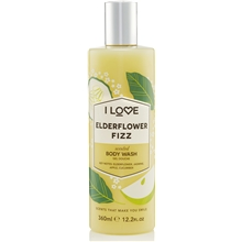 360 ml - Elderflower Fizz Scented Body Wash