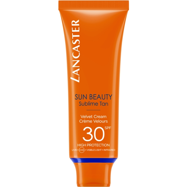 Sun Beauty Velvet Touch Cream - SPF 30 (Kuva 1 tuotteesta 2)