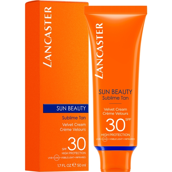 Sun Beauty Velvet Touch Cream - SPF 30 (Kuva 2 tuotteesta 2)