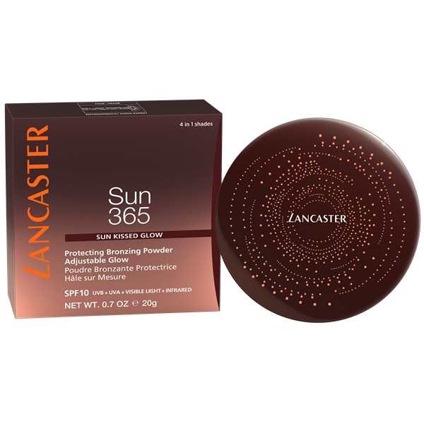 Sun 365 Adjustable Bronzing Powder Spf 10 (Kuva 2 tuotteesta 2)