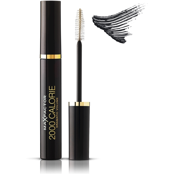 2000 Calorie Mascara 9 ml No. 001, Max Factor