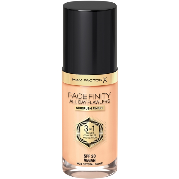Facefinity All Day Flawless - 3 in 1 Foundation (Kuva 1 tuotteesta 5)