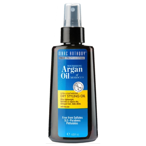 Oil Of Morocco Argan Oil Dry Styling Oil