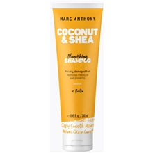 250 ml - Hydrating Coconut Oil & Shea Butter Shampoo