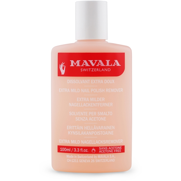 Nail Polish Remover Acetone Free