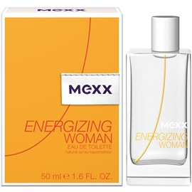Mexx Energizing Woman - Eau de toilette Spray
