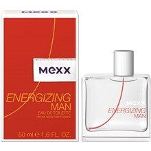 Mexx Energizing Man - Eau de toilette Spray