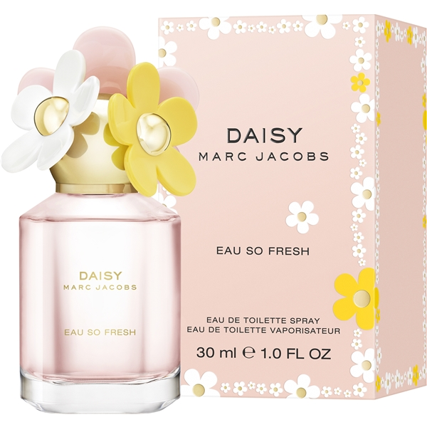 Daisy Eau So Fresh - Eau de Toilette (Edt) Spray (Kuva 2 tuotteesta 2)