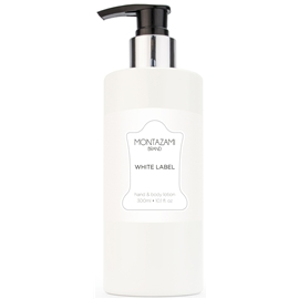 White Label - Hand & Body Lotion