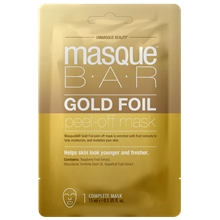 Gold Foil Peel Off Mask