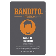 21 ml - BANDITO Keep It Smooth