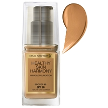 30 ml - No. 080 Bronze - Healthy Skin Harmony Foundation