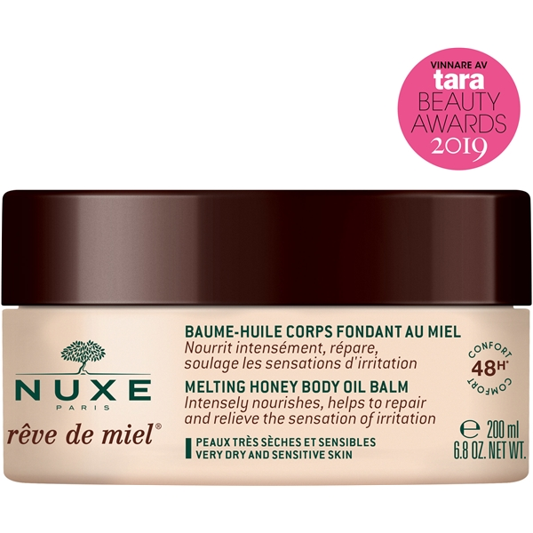 Rêve de Miel Nourishing Body Oil Balm