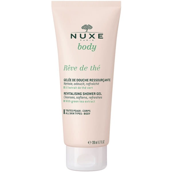 Nuxe Body Rêve De Thé Shower Gel (Kuva 1 tuotteesta 2)