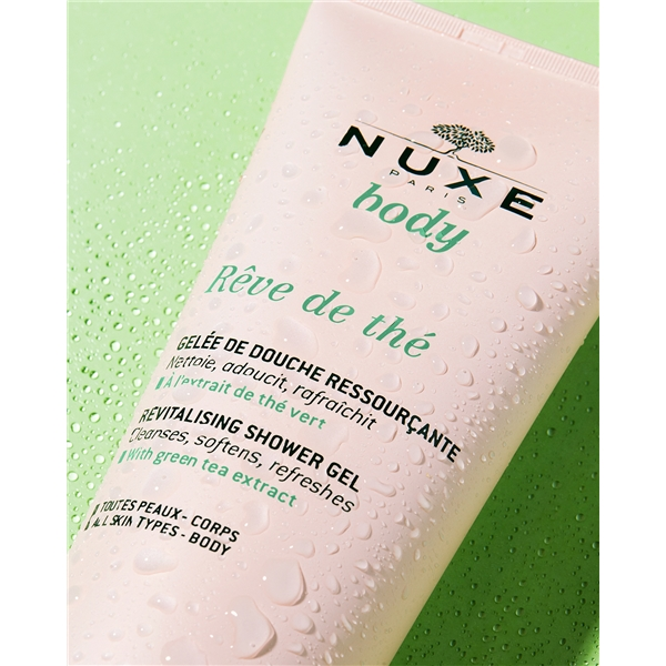 Nuxe Body Rêve De Thé Shower Gel (Kuva 2 tuotteesta 2)