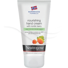 Norwegian Formula Nourishing Hand Cream