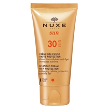 Nuxe SUN Delicious Cream for Face SPF30 50 ml