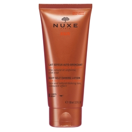 Nuxe SUN Silky Self Tanning Lotion for Body