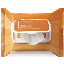 30 ml - Truth On The Glow Cleansing Cloths