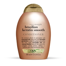 385 ml - Ogx Brazilian Keratin Conditioner