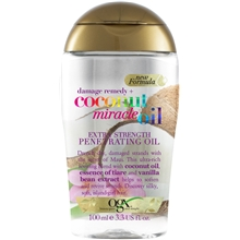 100 ml - Ogx Coconut Miracle Oil Penetrating Oil