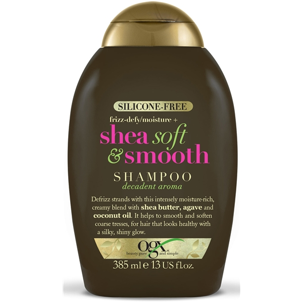 Ogx Shea Soft & Smooth Shampoo
