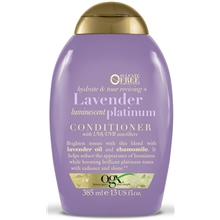 Ogx Lavender Platinum Conditioner