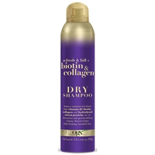 Ogx Biotin & Collagen Spray Dry Shampoo