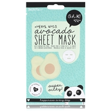 Oh K! Super Silky Avocado Sheet Mask