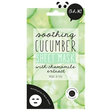 Oh K! Soothing Cucumber Sheet Mask