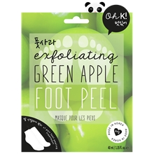 40 ml - Oh K! Green Apple Foot Peel
