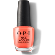 15 ml - No. 071 Orange You A Rock Star? - OPI Nail Lacquer Neon Collection