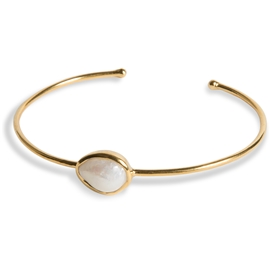 PEARLS FOR GIRLS Freshwater Pearl Gold Bracelet