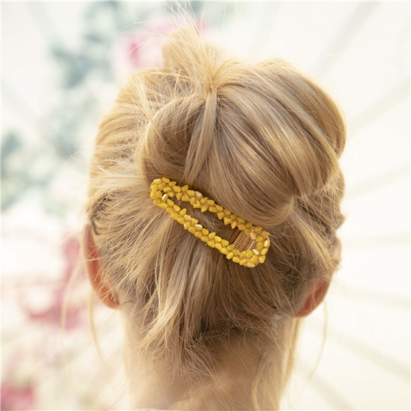 PEARLS FOR GIRLS Happy Clip Yellow (Kuva 2 tuotteesta 2)