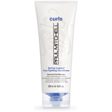 200 ml - Curls Spring Loaded Frizz Fightning Conditoner