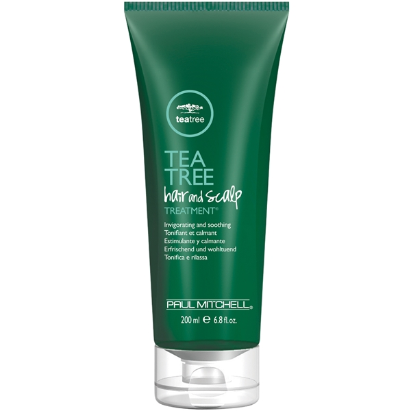 Tea Tree Hair & Scalp Treatment